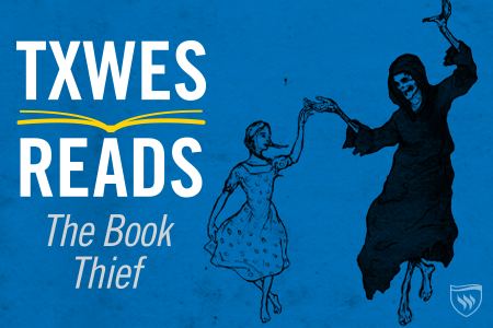 Attend the TXWES Reads 'The Book Thief' Event Nov. 12