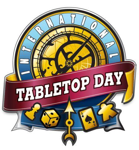 Conquer your favorite games on International TableTop Day at the library