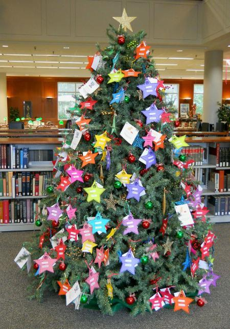 Help the West Library brighten Christmas for seniors