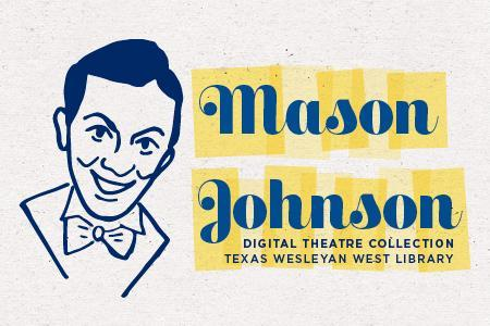Mason Johnson Theater Archives released online