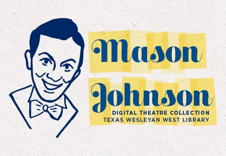 Mason Johnson Theater Collection Available Online