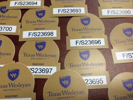 Improved faculty and staff parking permits available Aug. 10