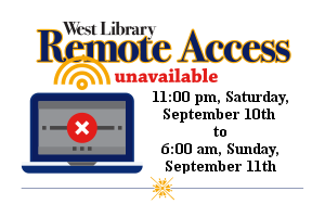 Remote Access Outage image