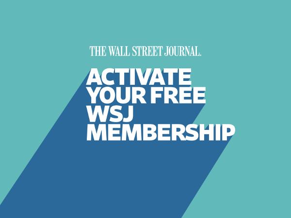WSJ Online image