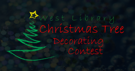 Library contest lets you show off tree decorating skills