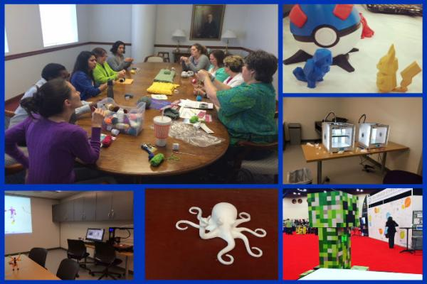 West Library grant brings a makerspace to campus