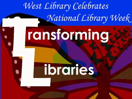 Participate in National Library Week April 10-16
