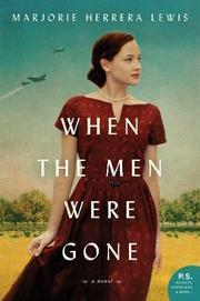 When the men were away book cover